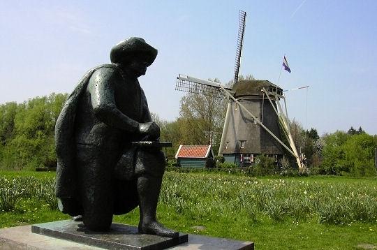 Rembrandt et le moulin - Amsterdam, capitale pétillante sur L ...