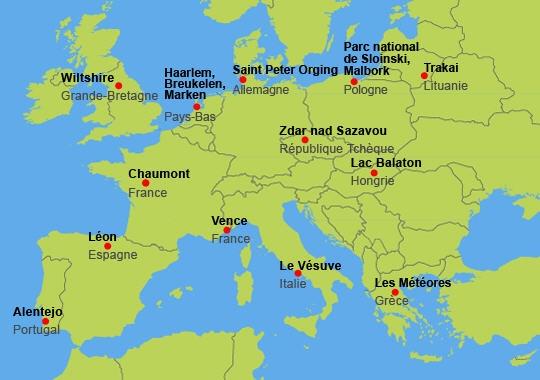 Rencontre europe de l est