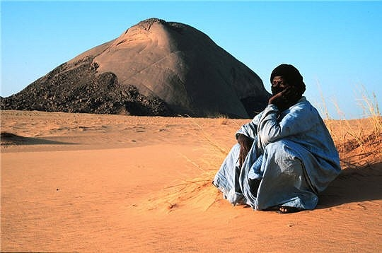 touareg desert
