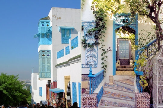 voyage tunisie sidi bou said