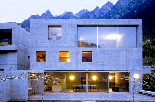 Voyager tour du monde par l 39 architecture graub nden en for Architecture suisse