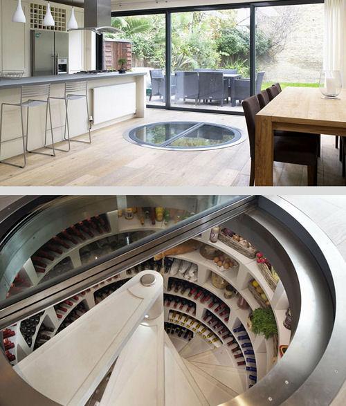Top Amnagement Cave Vin Maison. Affordable Caves Vin Design Pour Ceux  NN91