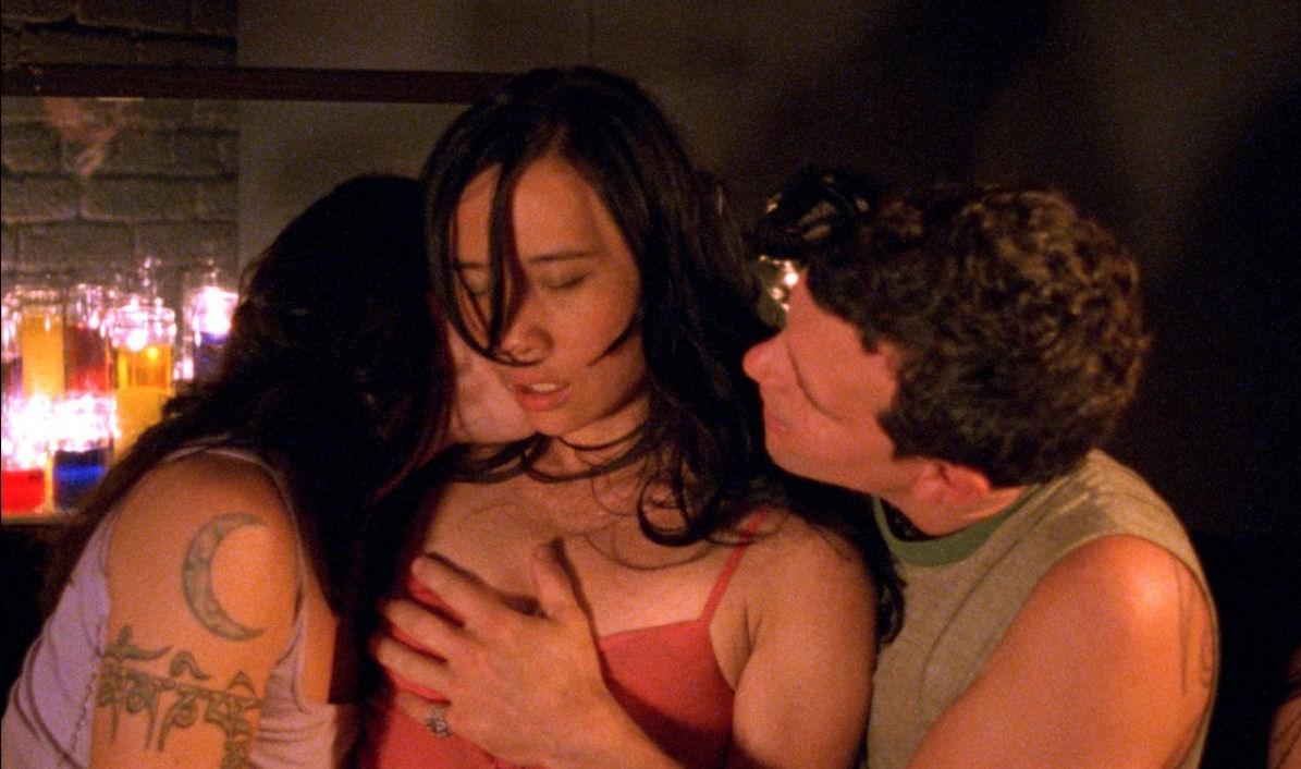 le sexe de la scène groupe de sexe